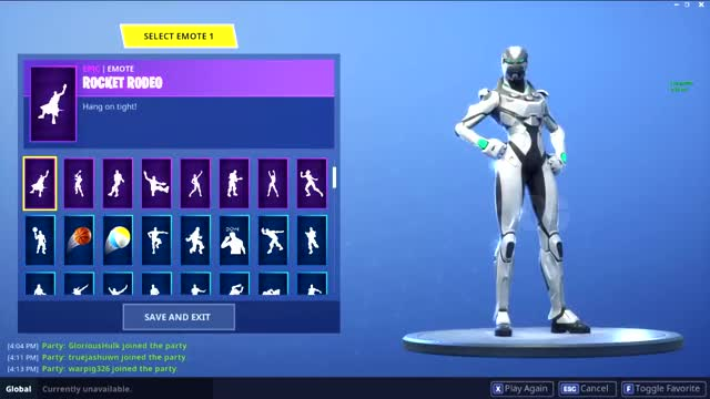 Watch and share Eon Skin Gameplay GIFs and Fortnite Eon Skin GIFs by Breezy ツ on Gfycat
