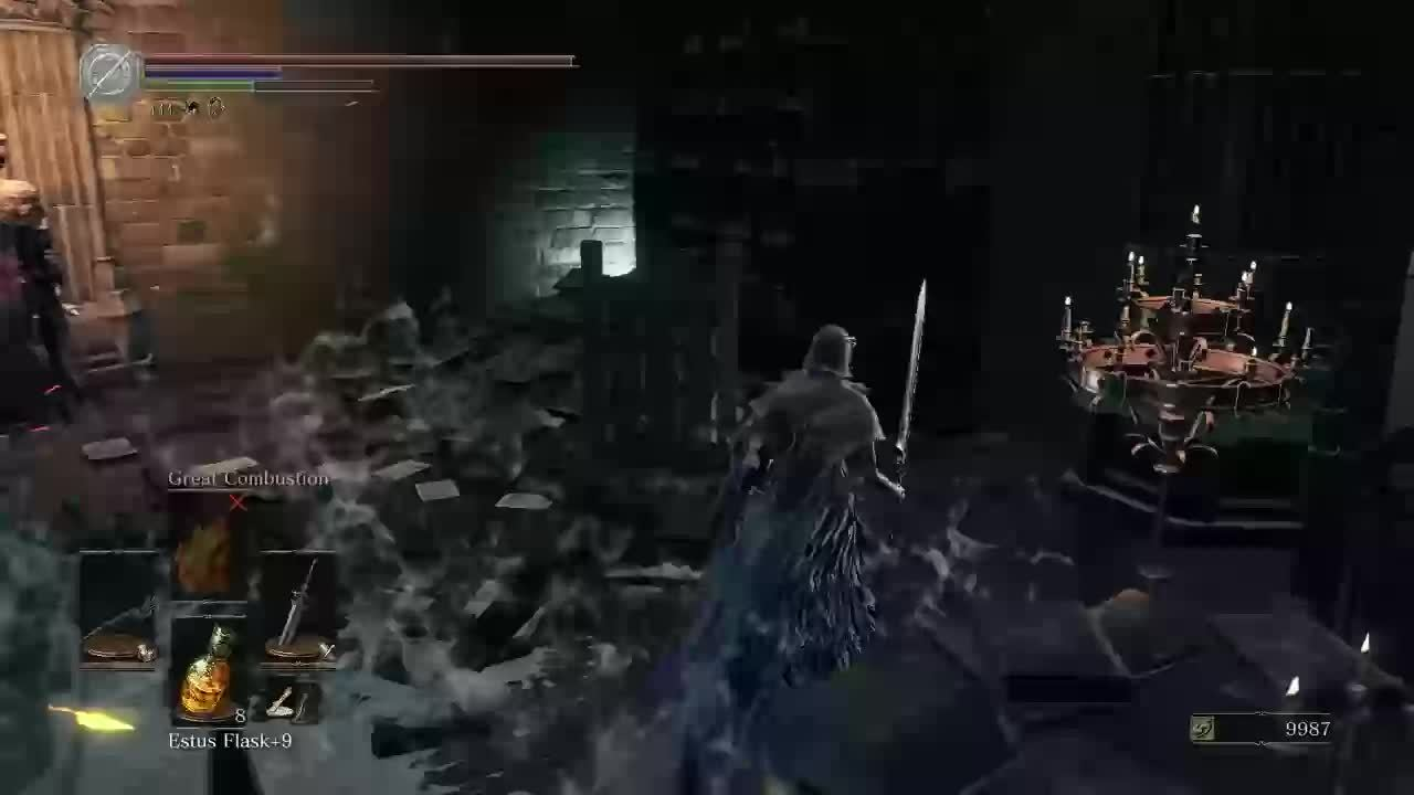 darksouls3, A different kind of a illusory wall. GIFs