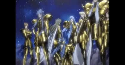 Watch and share Saint Seiya GIFs on Gfycat