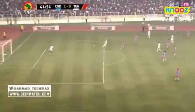 Watch and share Match Complet RD Congo Vs Tunisie (2-2) - Mondial 2018 Russie 05-09-2017 GIFs on Gfycat