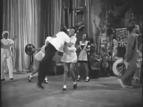 1940's, Swing, martialarts, Swing Dancing in the '40's GIFs