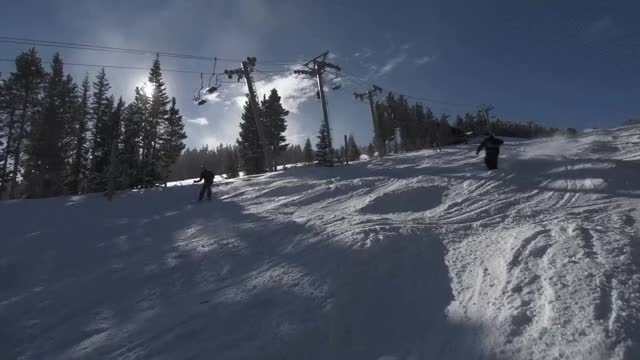 Watch and share Skiing GIFs by gryffes on Gfycat