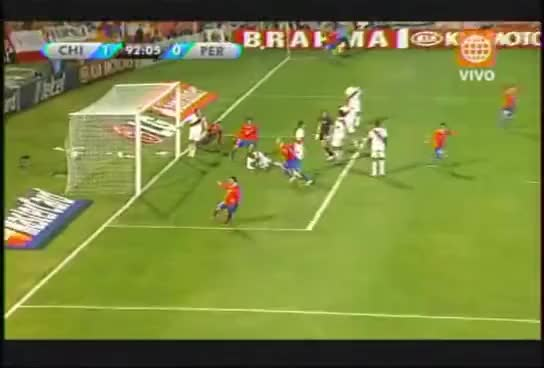 Watch gol chile GIF on Gfycat. Discover more chile GIFs on Gfycat