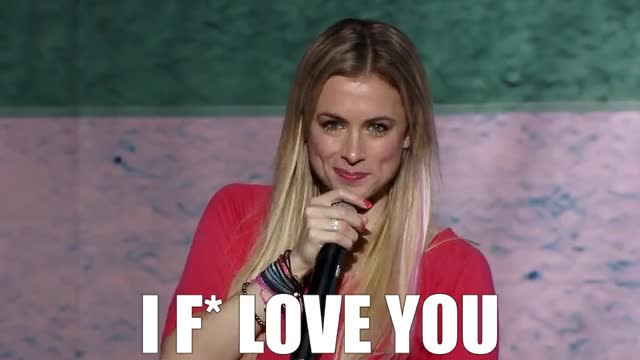 Watch and share Iliza Shlesinger GIFs by GIF Factory on Gfycat