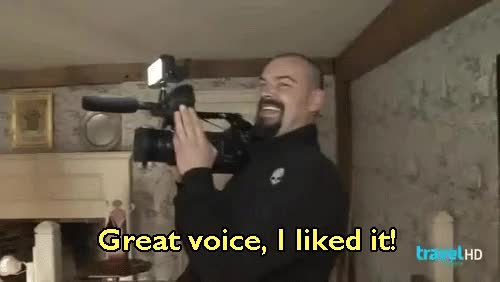 Watch and share Ghost Adventures GIFs on Gfycat