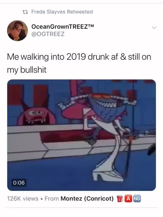 Watch Me crawling into 2019 still drunk GIF by O-shi (@shishi) on Gfycat. Discover more drunk GIFs on Gfycat