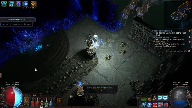 Watch and share Pathofexile GIFs by rashido on Gfycat