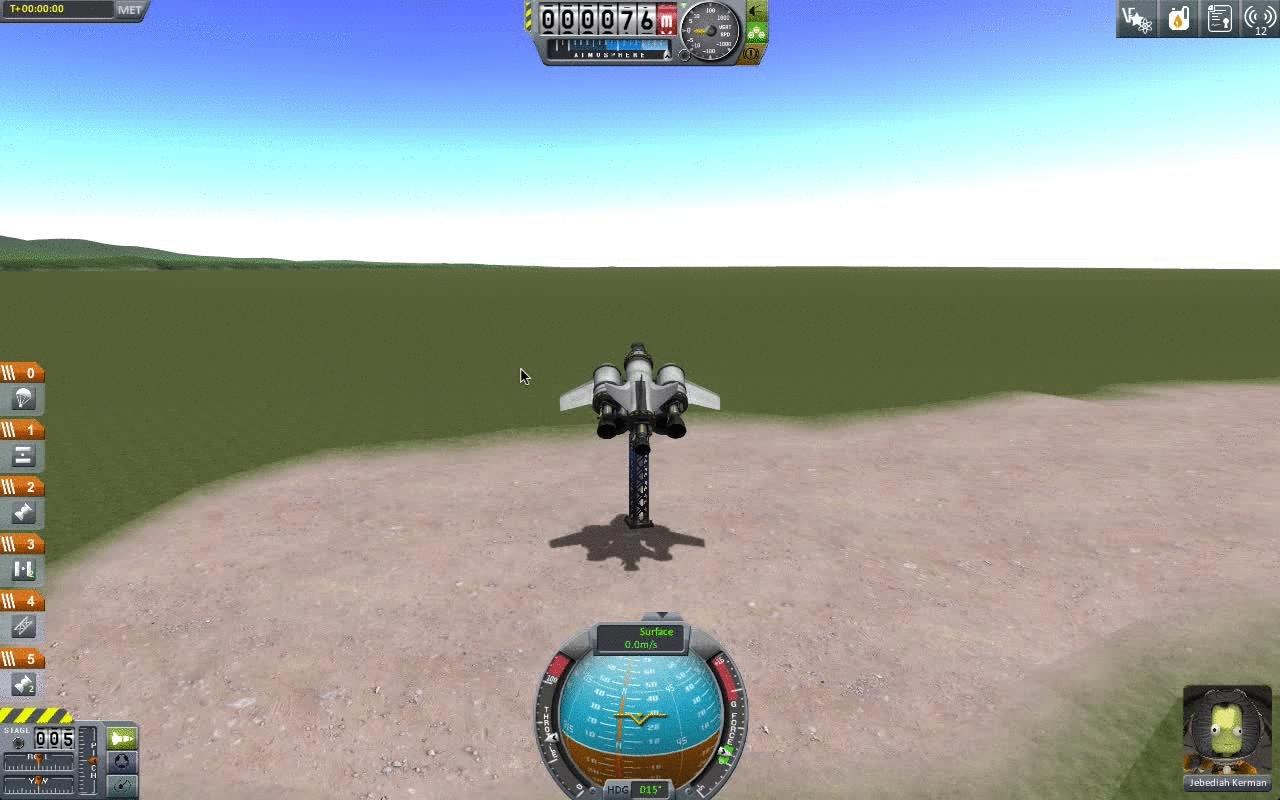 kerbalspaceprogram, My Brilliant Engineering GIFs