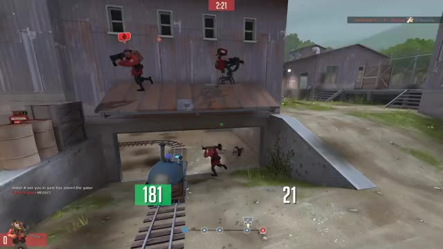 Watch and share Friends GIFs and Tf2 GIFs on Gfycat