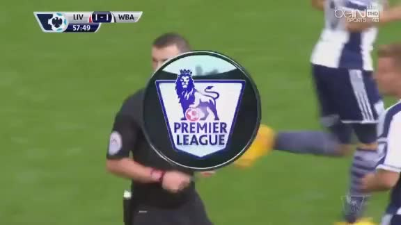 Watch and share Lovren Foul Vs WBA GIFs by rith on Gfycat