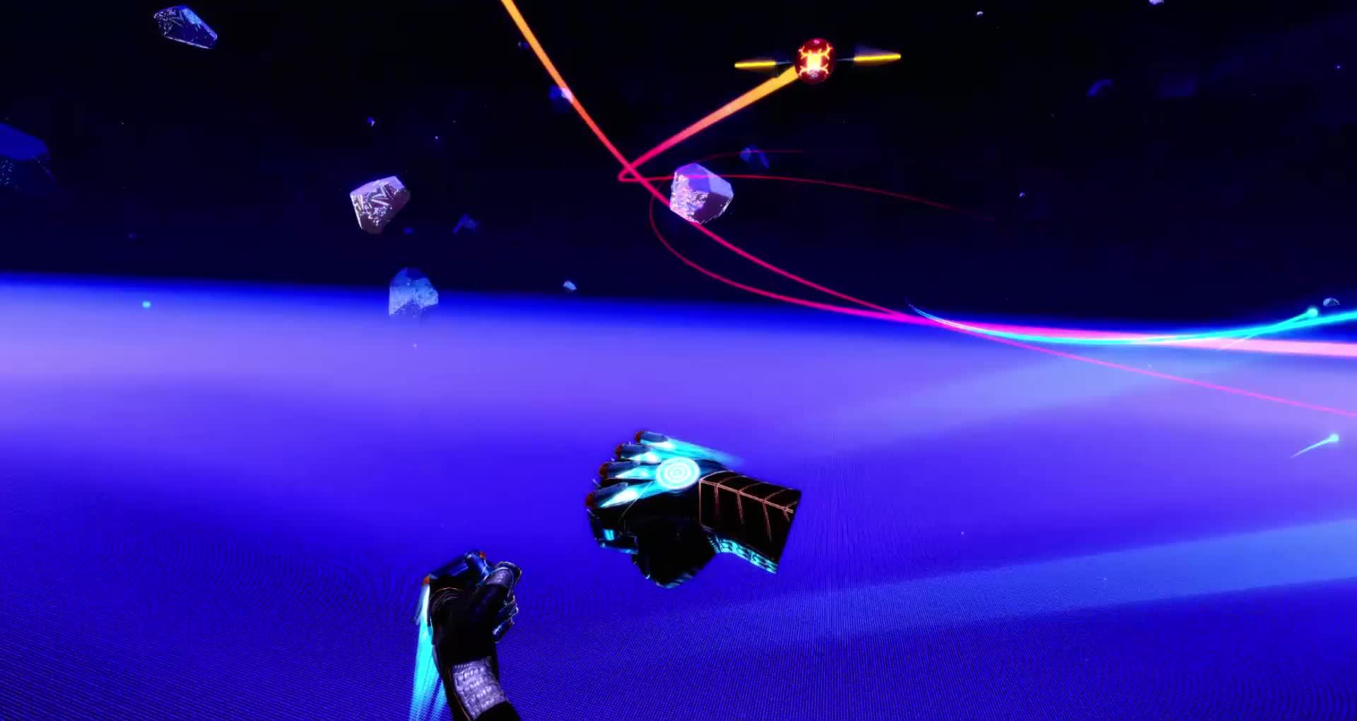 gaming, virtual reality, vr, Airborn VR - Guns GIFs