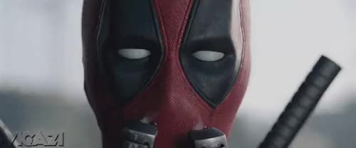 Watch Vigazi GIF on Gfycat. Discover more Deadpool movie, Deadpool movie trailer, MU, deadpool, deadpool trailer, marvel, movie trailers, wade wilson GIFs on Gfycat