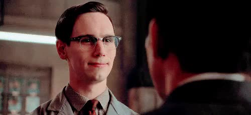Watch and share Cory Michael Smith GIFs and Gotham Spoilers GIFs on Gfycat