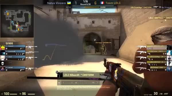 CSGO demo(NBK)Natus Vincere vs LDLC Map#4 Mirage SLTV StarSeries XI LAN Grand Final (reddit)
