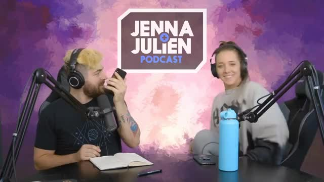 Watch Podcast #204 - Do We Have Perfect Pitch? GIF on Gfycat. Discover more Jenna, Marbles, face, jennulien, kermit, mourey, tutorial, vlog, youtuber GIFs on Gfycat