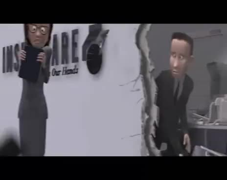 The Incredibles - Insurance Inc GIFs