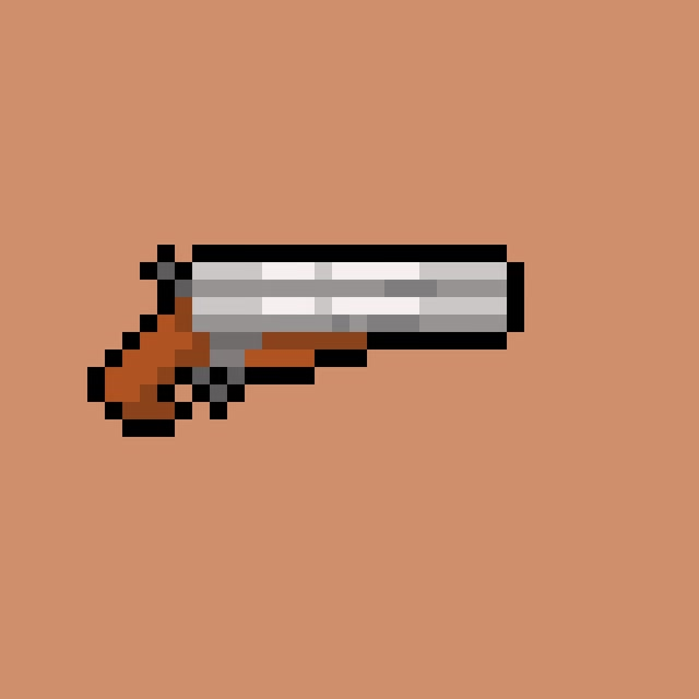 Watch and share Double Barrel Pistol Improved GIFs by swish_ on Gfycat