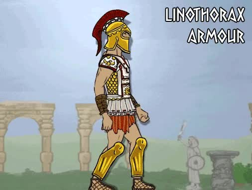 Watch and share Linothorax Armour GIFs by Mega Dwarf on Gfycat