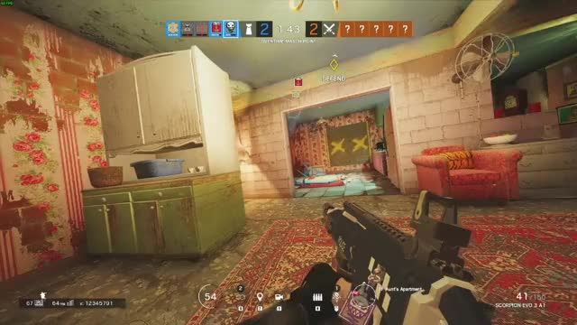 Watch and share Rainbow6 GIFs and Siege GIFs by sc3wtal00 on Gfycat