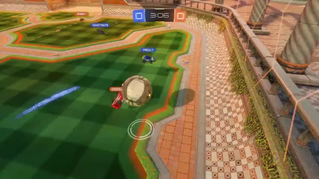 Watch and share Rocket League GIFs by dreeeey on Gfycat