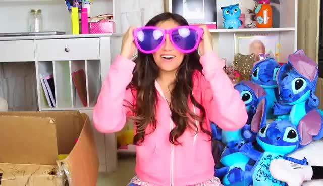 Watch Bethany with glasses gif GIF on Gfycat. Discover more bethanymota, heybeth GIFs on Gfycat