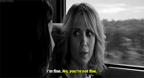 Watch and share Kristen Wiig GIFs and Fine GIFs on Gfycat