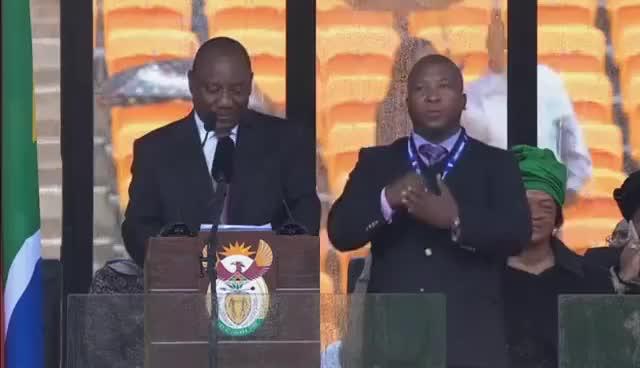 Watch and share Translator GIFs and Mandela GIFs on Gfycat