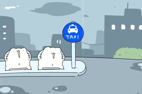 Watch and share Taxi GIFs by Gif-vif.com on Gfycat