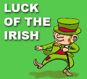 Watch and share Luck Of The Irish GIFs on Gfycat
