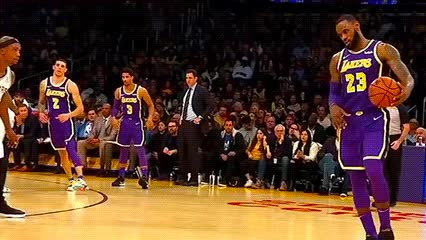 120518, LeBron James — Los Angeles Lakers GIFs