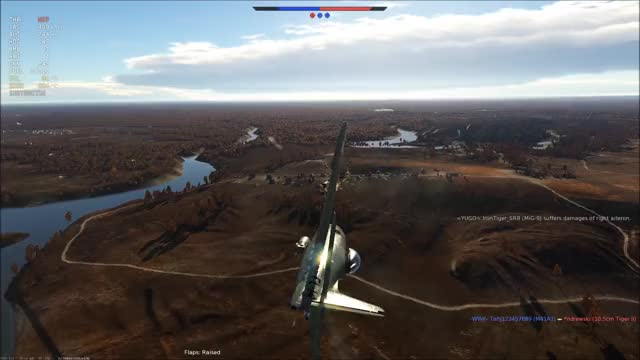 Watch and share War Thunder GIFs and F8f GIFs by nakkihillo on Gfycat