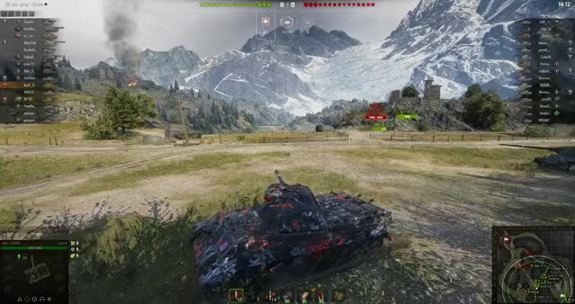 Watch and share World Of Tanks 2019.06.05 - 15.02.59.03.DVR GIFs by joicola on Gfycat