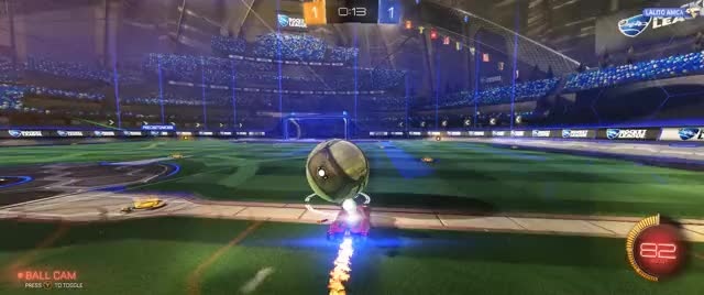 Watch and share Rocket League GIFs by Van on Gfycat