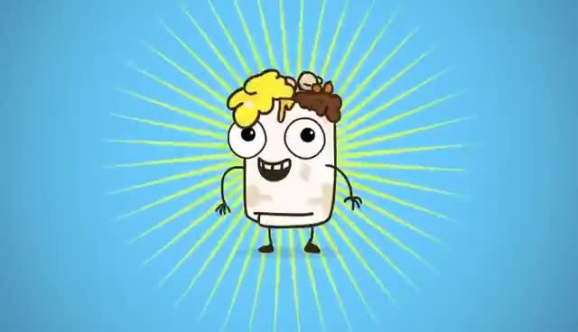 Watch and share Yum Yum Breakfast Burrito GIFs on Gfycat