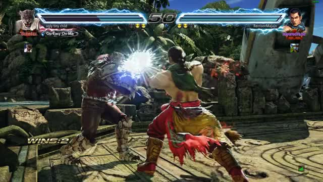 Watch and share Tekken GIFs by Swag Daddy Scurvy Dab on Gfycat
