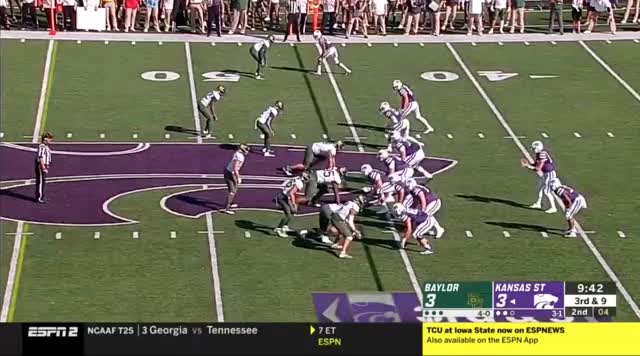 Watch and share Lynch Spin Vs. KSU GIFs by vikingscorner on Gfycat