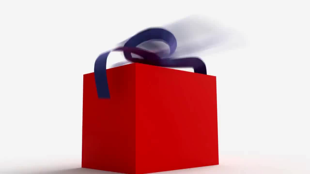 Birthdat, Animated Present Box GIFs
