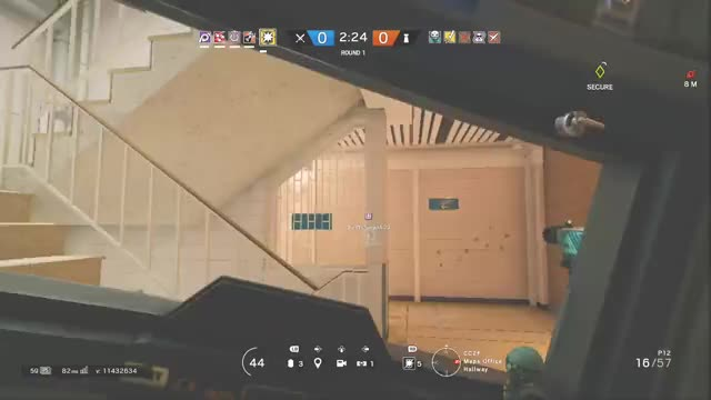 Watch YEET GIF by Gamer DVR (@xboxdvr) on Gfycat. Discover more OvenproofSnow, TomClancysRainbowSixSiege, xbox, xbox dvr, xbox one GIFs on Gfycat