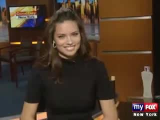 Adriana, Lima, AFL interview 1 GIFs