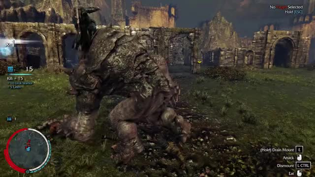 Watch and share Shadow Of Mordor GIFs on Gfycat