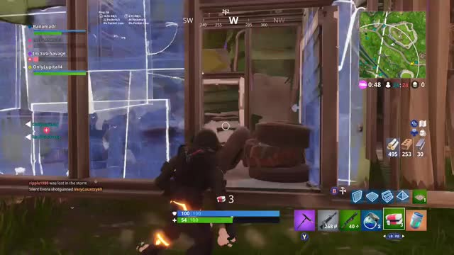 Watch Port a fort ascended GIF by Gamer DVR (@xboxdvr) on Gfycat. Discover more Banamadr, FortniteBattleRoyale, xbox, xbox dvr, xbox one GIFs on Gfycat