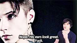 Watch and share Sexy Motherfucker GIFs and Andy Biersack GIFs on Gfycat