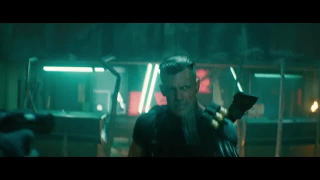 Watch Cable vs Guards GIF by subline on Gfycat. Discover more 20th Century, David Leitch, Deadpool, Deadpool 2, Entertainment, Fox, Josh Brolin, Marvel, Ryan Reynolds, Wade Wilson GIFs on Gfycat