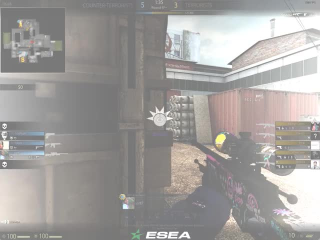Watch and share Cache AWP Ace In ESEA GIFs by sudiT on Gfycat