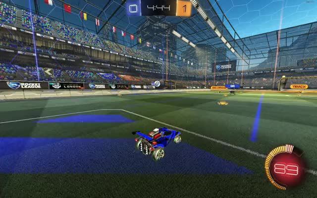 Watch Flip reset GIF by Fnordy (@fnordy) on Gfycat. Discover more RocketLeague GIFs on Gfycat