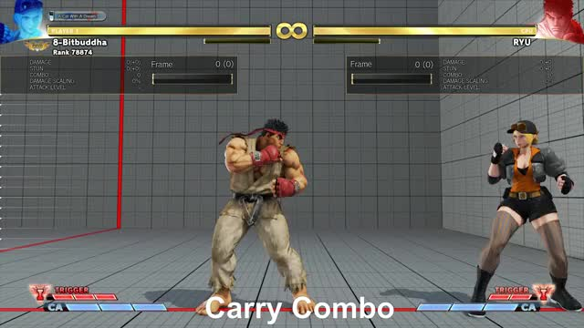 Watch and share SFV Lucia Carry Combo GIFs on Gfycat
