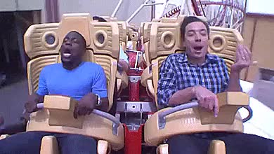 Watch and share Jimmy Fallon GIFs and Kevin Hart GIFs by morably on Gfycat