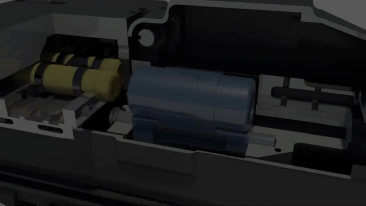 military, Textron Systems - Lightweight Small Arms Technologies (LSAT) [720p] GIFs