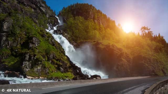 Watch and share Beautiful Waterfall GIFs and Wonderful Waterfall GIFs by DeeBrhm on Gfycat