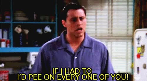 Watch and share Joey Tribbiani GIFs and Matt Leblanc GIFs on Gfycat